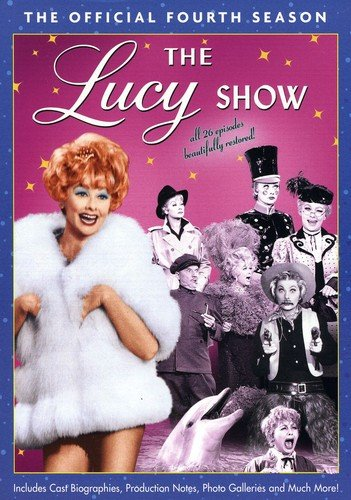 The Lucy Show: The Official Fourth Season ()