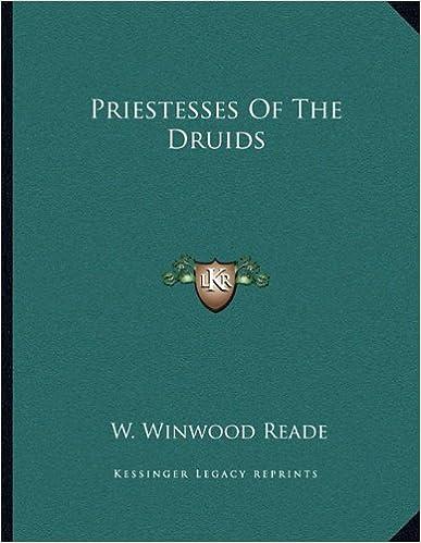 Book Priestesses Of The Druids