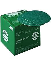 "3M 01547 Green Corps Stikit 6"" 40E Grit Production Disc"