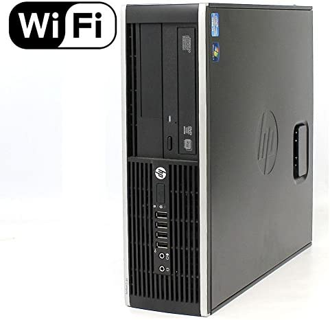 LOT OF 10 HP 6200//8200 250GB Win 7 Professional Core I5  Quad 3.1GHz 8GB Desktop