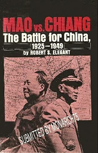 book cover of Mao Vs. Chiang