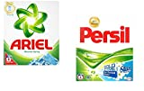 Persil + Ariel Laundry Detergent Powder Variety Pack - 4 Wash Loads of Each