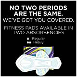 U by Kotex Unscented Heavy Absorbency Fitness Ultra