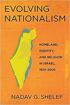 Book Evolving Nationalism