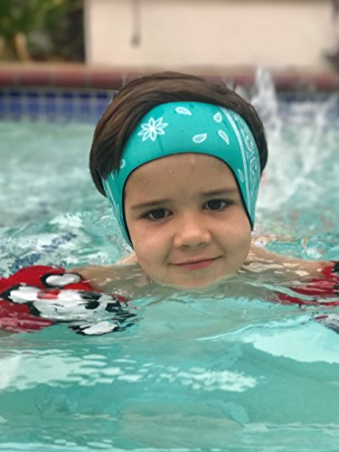 THE GOOD EARS Swimming headband for babies – toddlers – kids – adults. Got Ear tubes? Want to avoid them altogether? Try our swimming headband! – DiZiSports Store