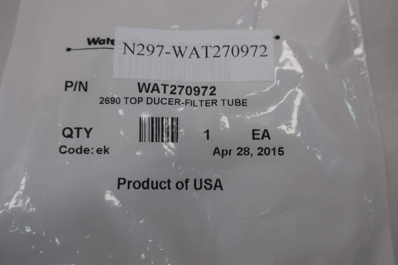 Waters WAT270972 TOP DUCER-Filter Tube