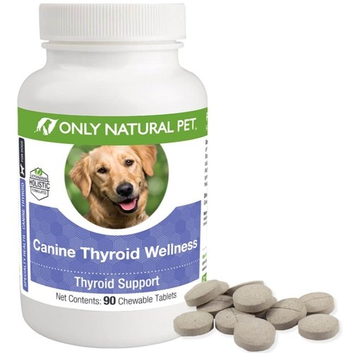 Only Natural Pet Canine Thyroid Wellness
