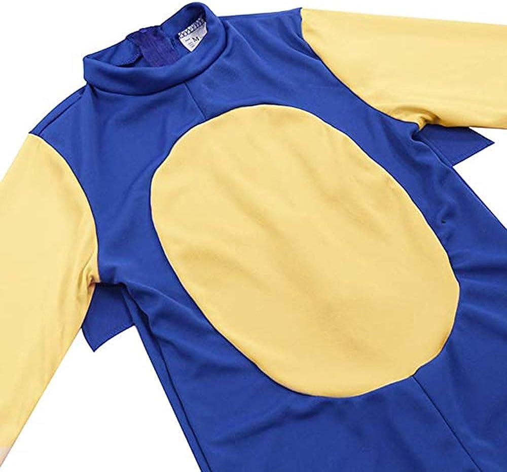 Cuckoo Kids Cosplay Halloween Full Body Suits Halloween Hedgehog Costumes 3D Style Jumpsuit