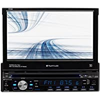 Planet 7 Sdin Touchscreen Monitor Bluetooth Dvd/Cd Usb/Sd