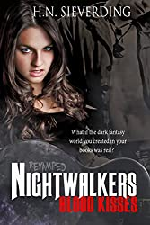 Blood Kisses Revamped (Nightwalkers Book 1)