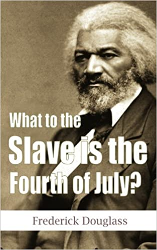 What to the slave is the