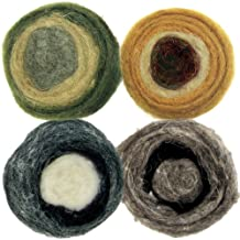 Dimensions Roving Rolls, Earth Tone