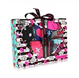 Betsey Johnson Women's 7 Pack Fashion Bow Crew Gift Box, Assorted, 9-11