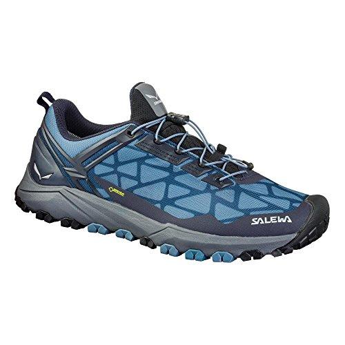 SALEWA Ms Multi Track GTX, Scarpe da Fitness Uomo Blu (Dark Denim / Royal Blue 3424)