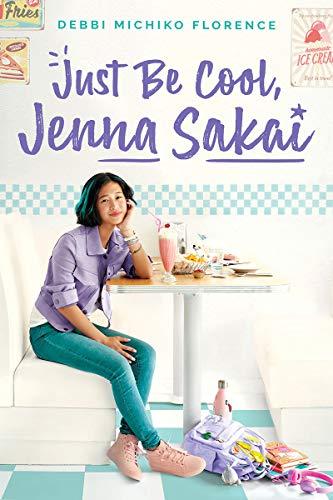Book Cover: Just Be Cool, Jenna Sakai