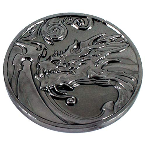(Paladin Roleplaying Dragon D2 Coin )