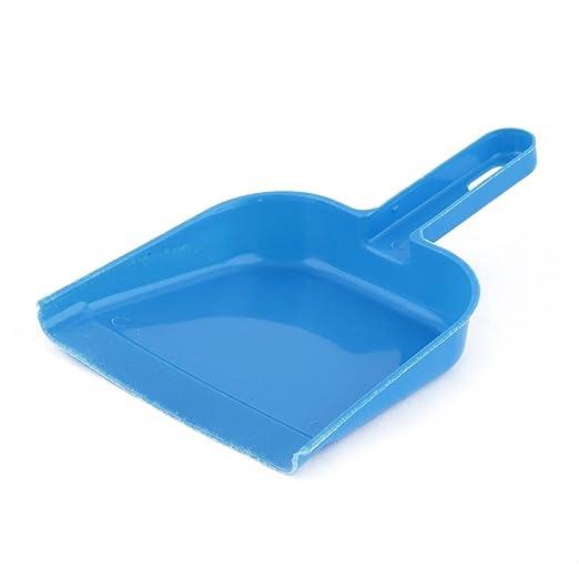 Amazon.com: DealMux PC teclados de computador Janela azul de plástico escova de limpeza Dustpan Set: Health & Personal Care