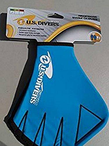 U.S. Divers Neoprene Swim Gloves Large (Divers Glove)