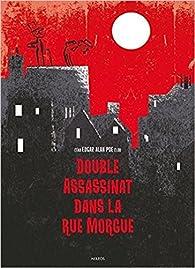 Double assassinat dans la rue Morgue (BD) par  Clod