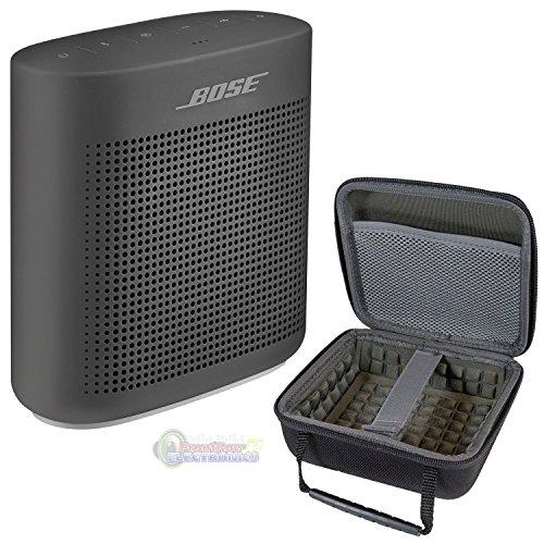 Bose SoundLink Color II Bluetooth Speaker, Soft Black, with Portable Hardshell Travel Case by Bose (Image #9)