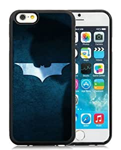 Hot Sale iPhone 6S TPU Case ,Unique And Durable Designed Case With Batman Shadow black iPhone 6S Cover Phone Case