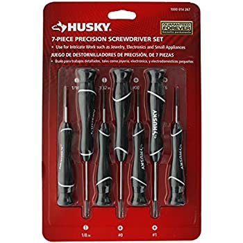 Amazon.com: Husky 7-Piece Precision Screwdriver: Automotive