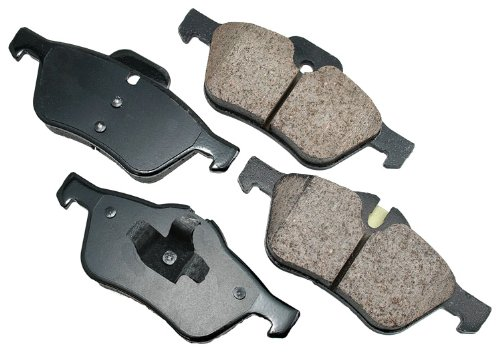 Akebono EUR939 Brake Pad Set