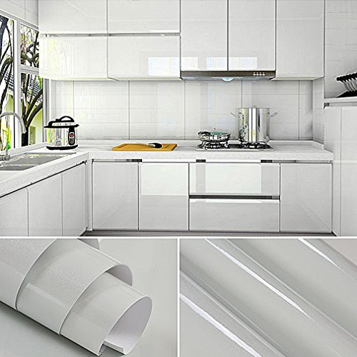 Papel pintado en el bao cool cheap colocacin de papel - Pintar sobre azulejos cocina ...