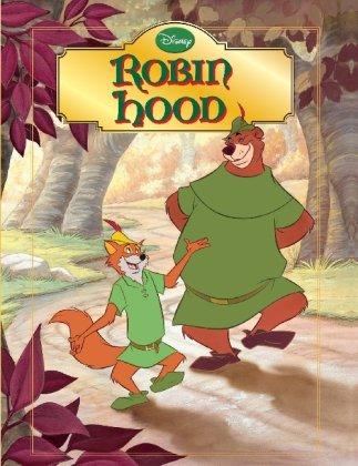 Disney: Robin Hood: Classic Wattiert