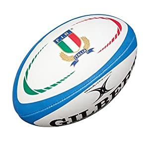 GILBERT rugby-ball, Replik midi Italien