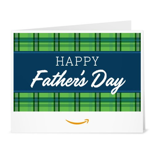 Amazon Gift Card - Print - Happy Father's Day (Things To Say In A Fathers Day Card)