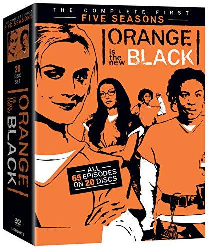 Orange Is The New Black Seasons 1-5 (Orange Is The New Black Box Set)