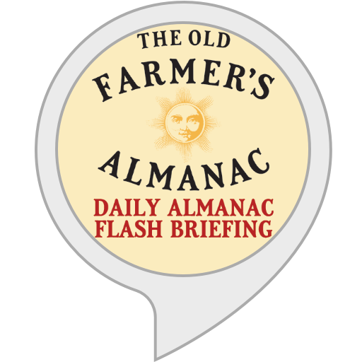 Daily Almanac Flash Briefing (Winter Date For Solstice)