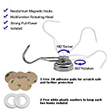 5 Pieces Swivel Swing Powerful Magnetic