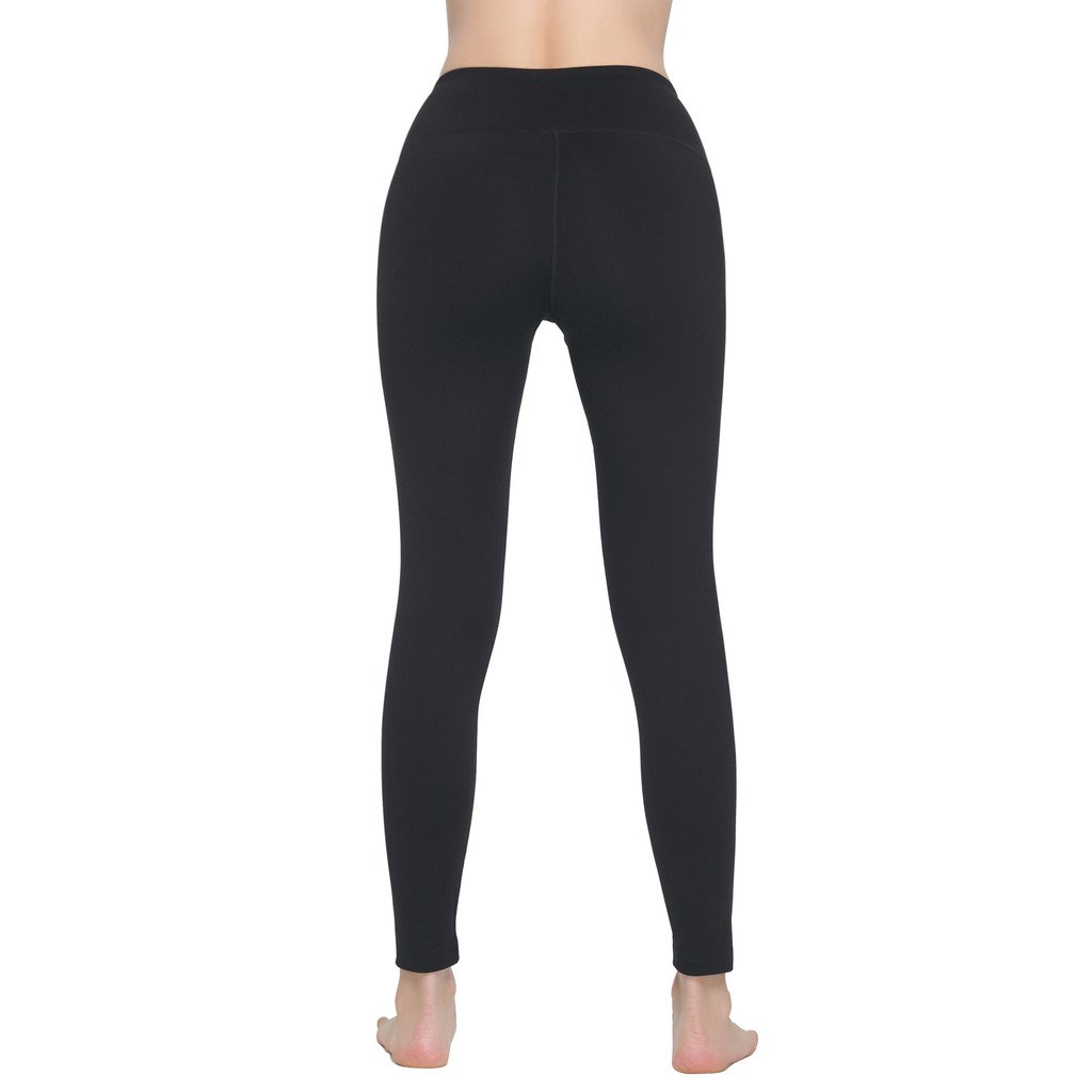 226dc9ff4a Amazon.com: FeelinGirl Women's High Waist Power Flex Leggings Tummy Control  Shapewear: Sports & Outdoors
