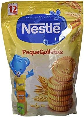 Nestlé Junior - Galletas 5 Vitaminas con Hierro y Calcio - 6 Paquetes de 180 g