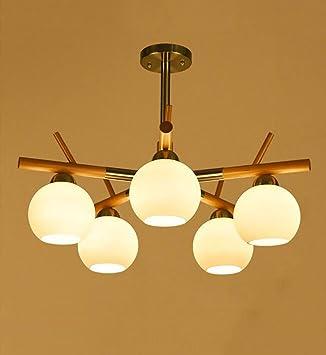 Cdbl-Luces de Techo Moderna Sala de Estar Simple lámpara de ...
