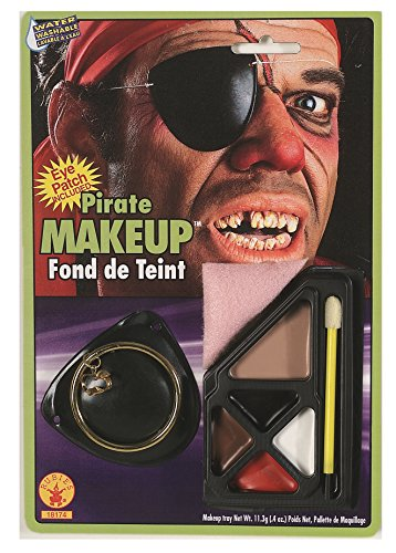 Rubie's Costume Co Pirate Makeup - Costume Kit Pirate
