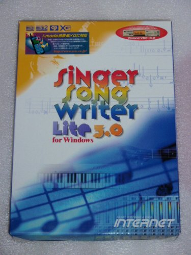 Singer Song Writer Lite 3.0 for Windows B002NYLJTM Parent