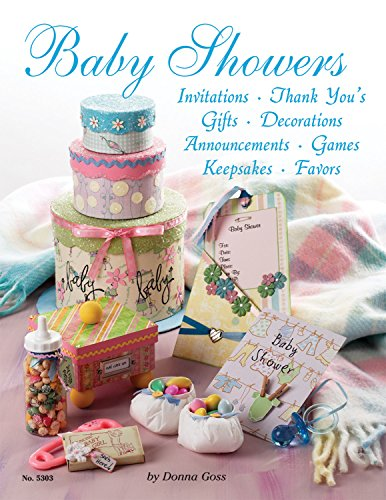 Baby Showers: Invitations, Thank You's, Gifts, Decorations, Announcements, Games, Keepsakes, Favors (Design Originals)]()