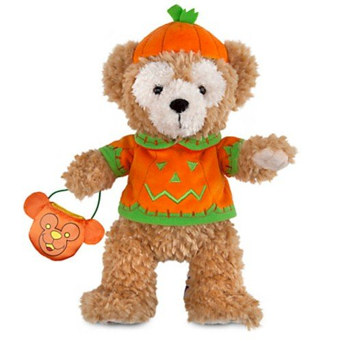 (Duffy the Disney Bear Halloween Plush Toy -)