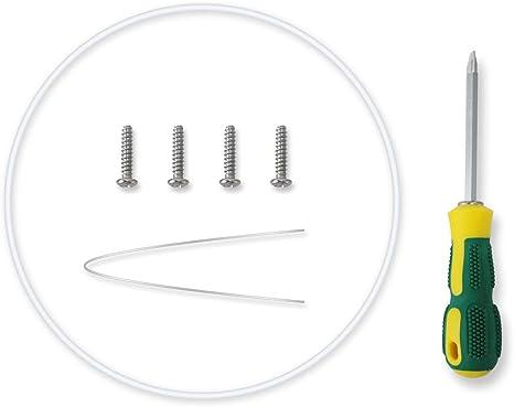 AIEVE - Juego de reparación de juntas para lavavajillas Bosch con ...