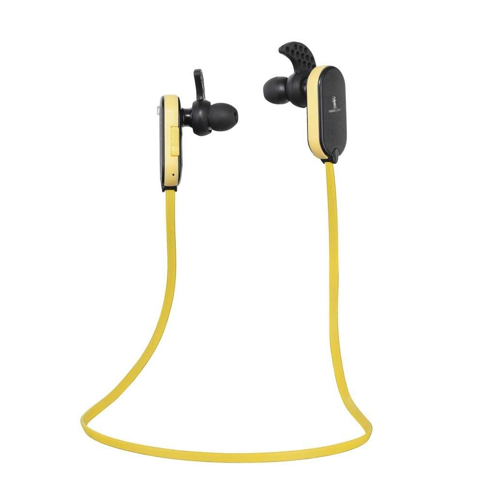 NeoJDX Wingz - Auriculares In Ear Bluetooth Inalámbricos para Ejercitar, Correr, Gimnasio: Amazon.es: Electrónica