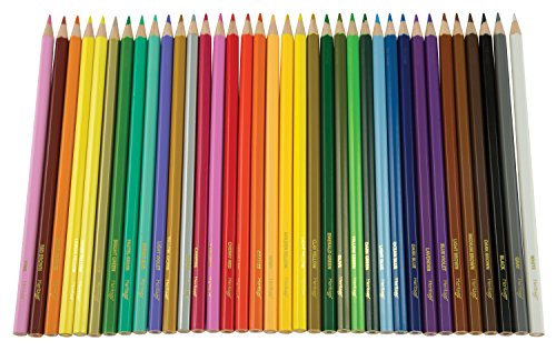 - Heritage Arts HCP36 36-Piece Colored Pencil Set