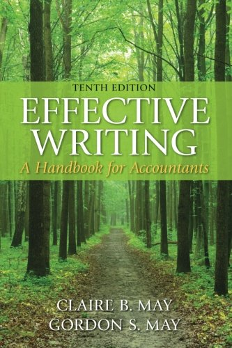 (Effective Writing: A Handbook for Accountants (10th Edition))