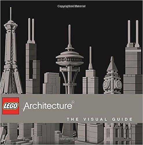 LEGO Architecture: The Visual Guide