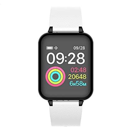 Bearbelly Smartwatch, Android iOS Smart Watch, Pulsera de ...