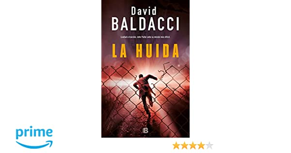 La huída / The Escape (John Puller) (Spanish Edition): David Baldacci: 9788466663922: Amazon.com: Books