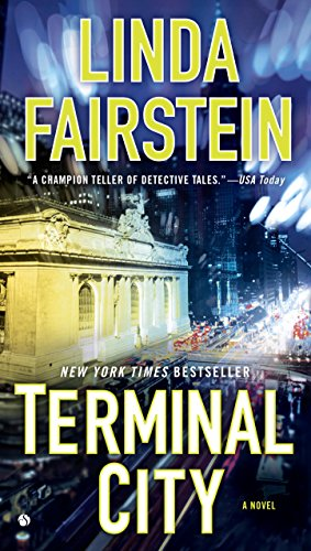 Terminal City (Alex Cooper Book 16)