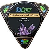 GoAyur Ayurvedic Post Stretch Marks Cream- 6 oz Herbal Stretch Marks Removal & Natural Body Moisturizing Cream, 100% Herbal Actives, Natural Fragrance For Sale